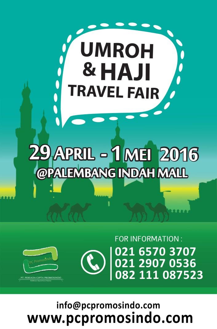 Banner Iklan Event Pc Promosindo_Travel Fair_Banner Iklan
