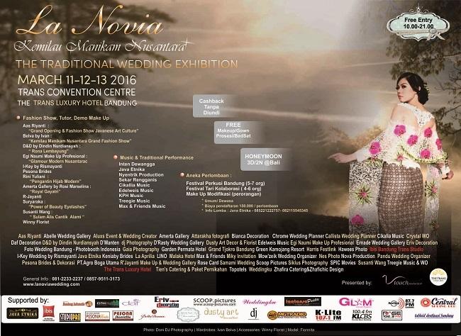 La Novia The Traditional Wedding Exhibition 2016
