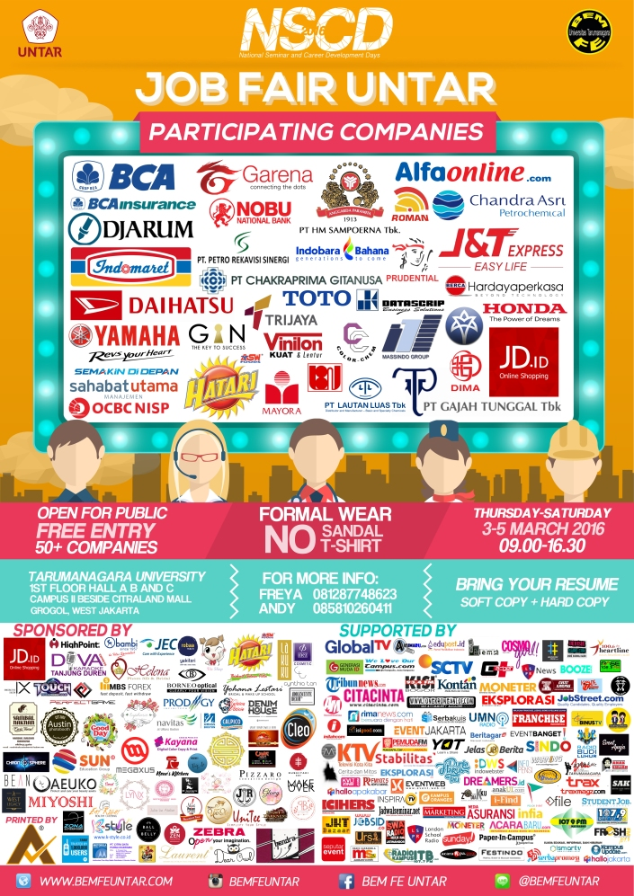 Poster Job Fair (Artikel)(1)