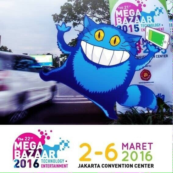 the 22nd Mega Bazaar 2016