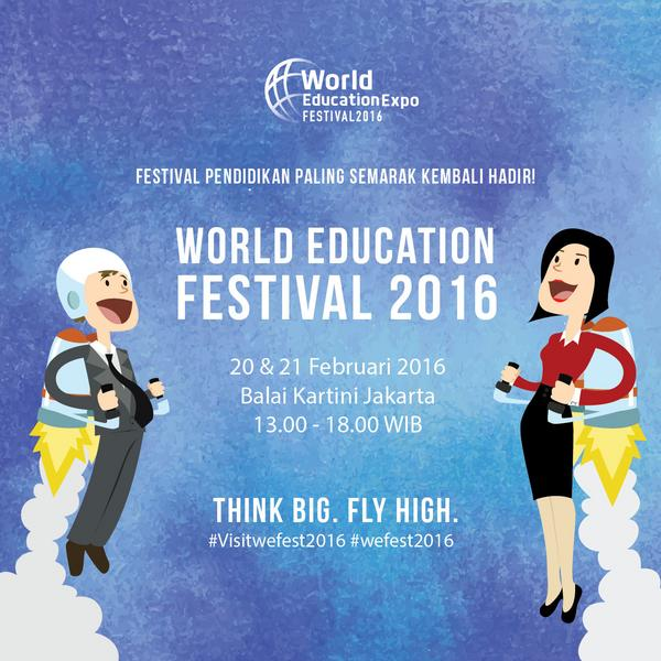 world education expo festival 2016