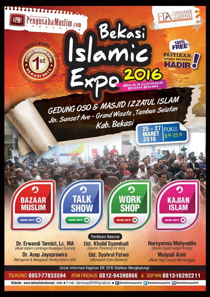 Bekasi Islamic Expo 2016