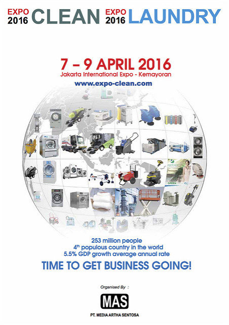 Clean & Laundry Expo 2016