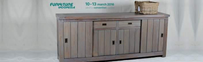 Indonesia International Furniture and Craft Fair 2016 - IFFINA 2016