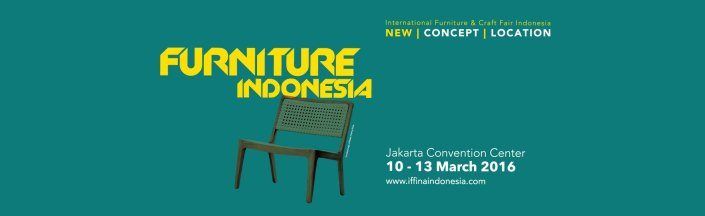 Indonesia International Furniture and Craft Fair 2016 (IFFINA 2016)