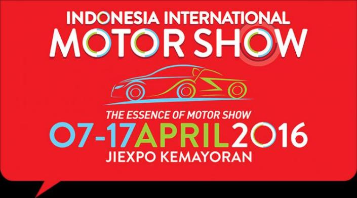 Indonesia International Motor Show (IIMS) 2016