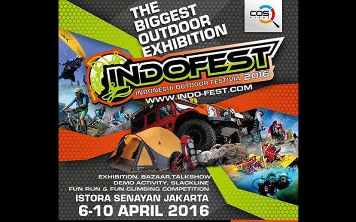 Indonesia Outdoor Festival 2016 - INDOFEST-2016