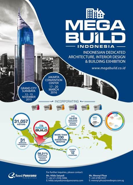 Megabuild Indonesia 2016