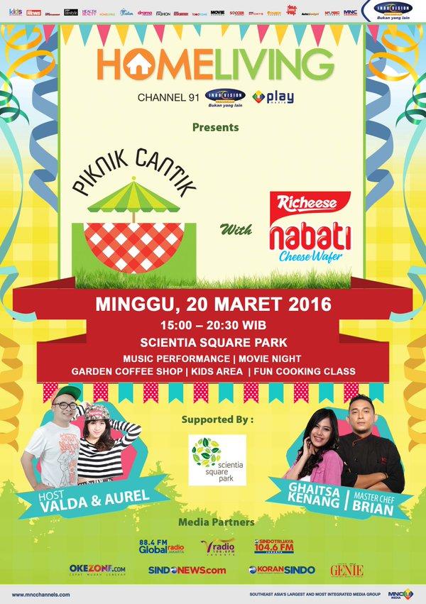 event piknik cantik mncchannels 2016 171 informasi pameran