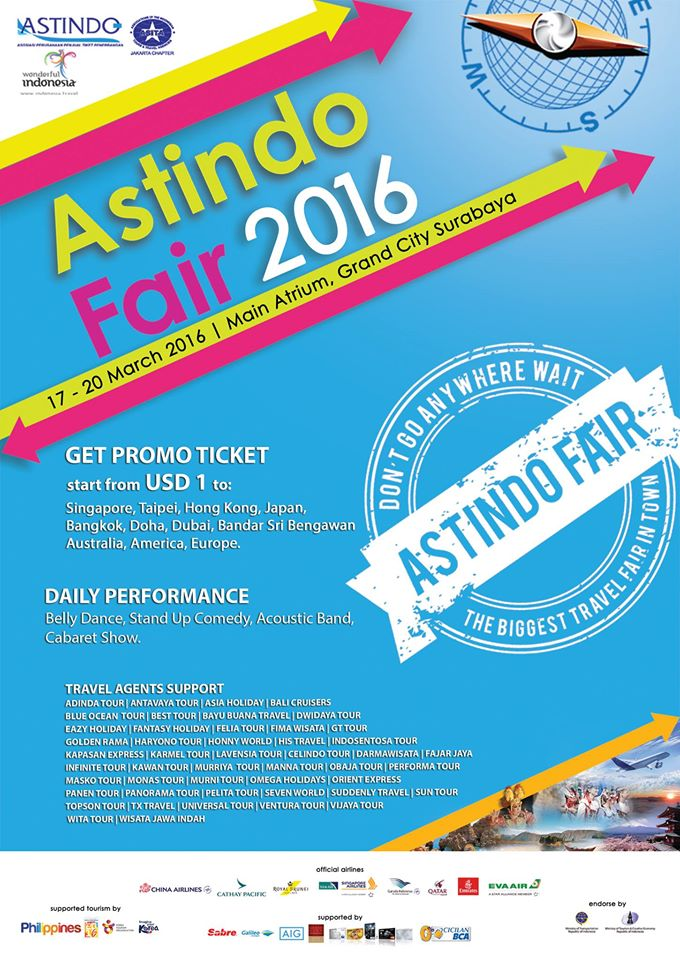 Travel Astindo Fair 2016