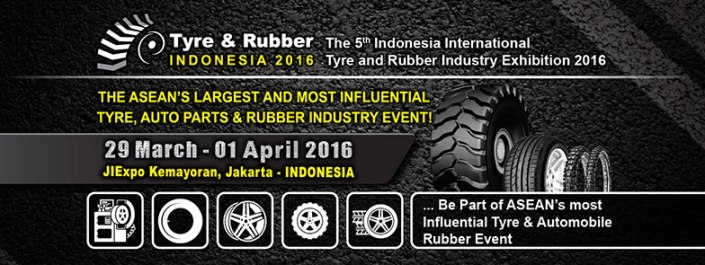 TYRE & RUBBER INDONESIA 2016
