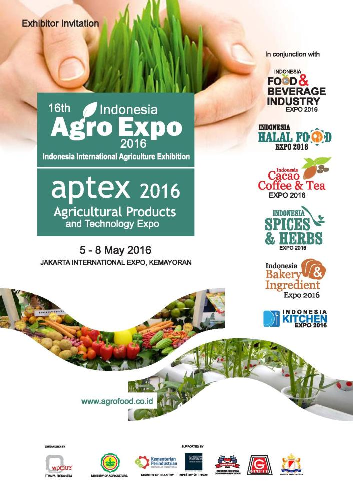 16th Indonesia Agro Expo 2016