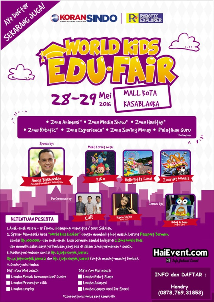 World Kids Edu Fair_Poster