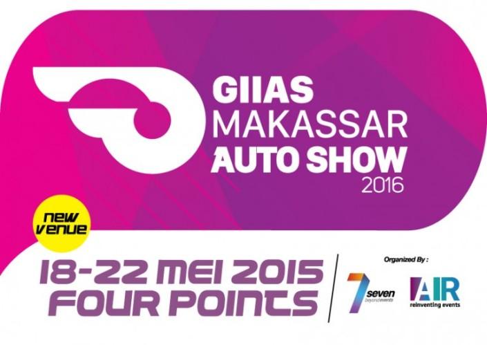 GIIAS MAKASSAR AUTO SHOW 2016