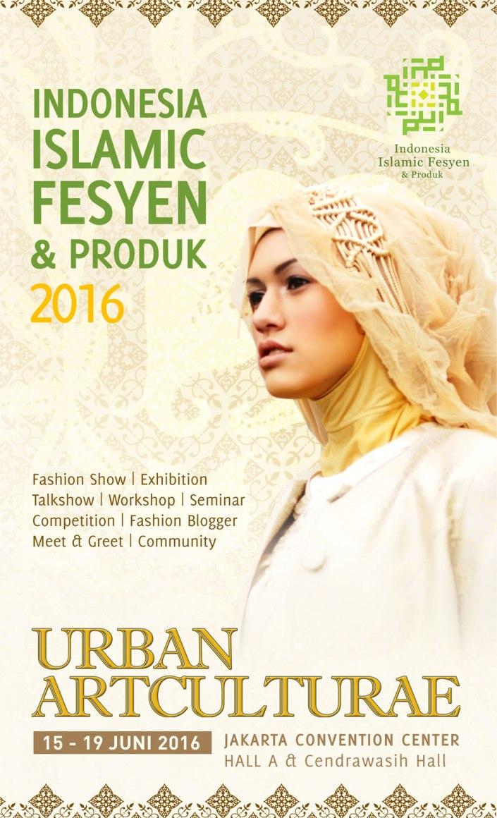 Jakarta International Islamic Fashion Festival Indonesia Islamic Fesyen & Produk 2016