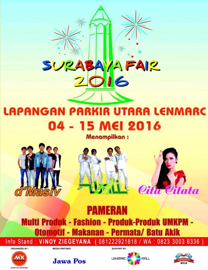 Surabaya Fair 2016