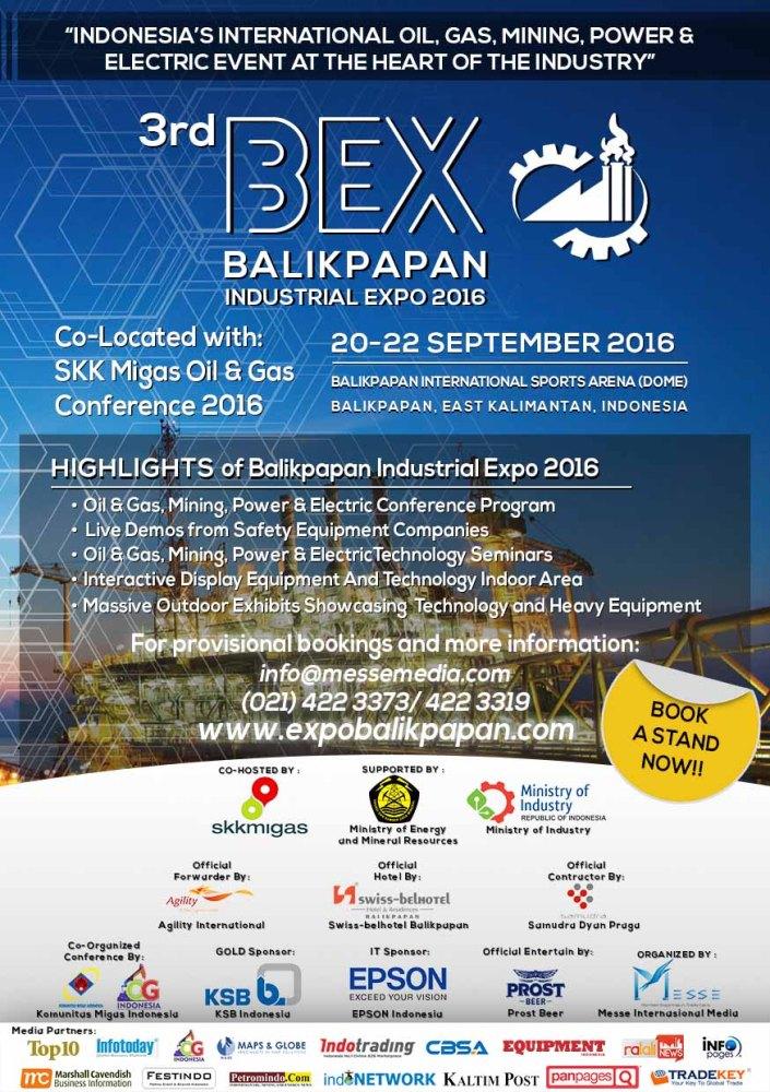 BALIKPAPAN INDUSTRIAL EXPO 2016