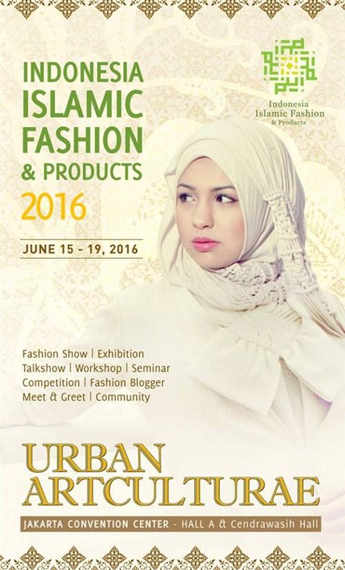 Indonesia Islamic Fashion & Product 2016