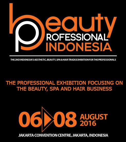 Beauty Professional Indonesia 2016