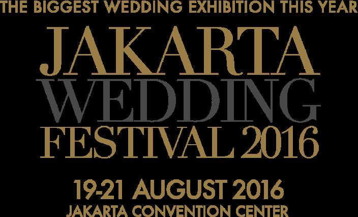 Jakarta Wedding Festival 2016 19-21 Agustus JCC