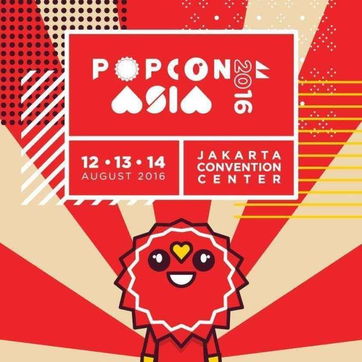 Popcon Asia 2016