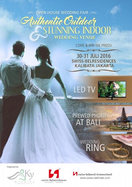 Wedding Fair Swiss-Belresidences Kalibata Jakarta 2016