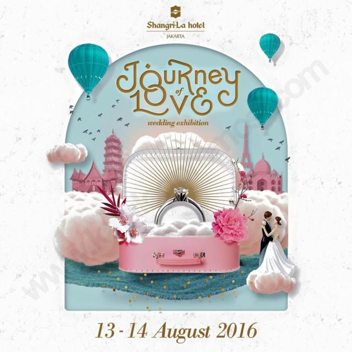 """Journey of Love"" Wedding Exhibition Shangri-La Hotel Jakarta"