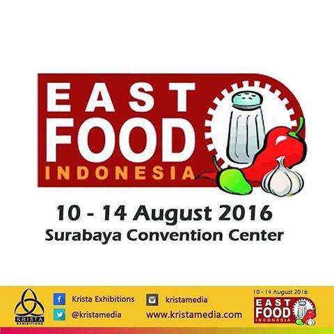 Eastfood Indonesia 2016 - Surabaya