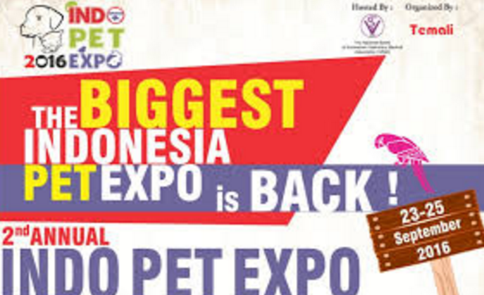IndoPet Expo 2016
