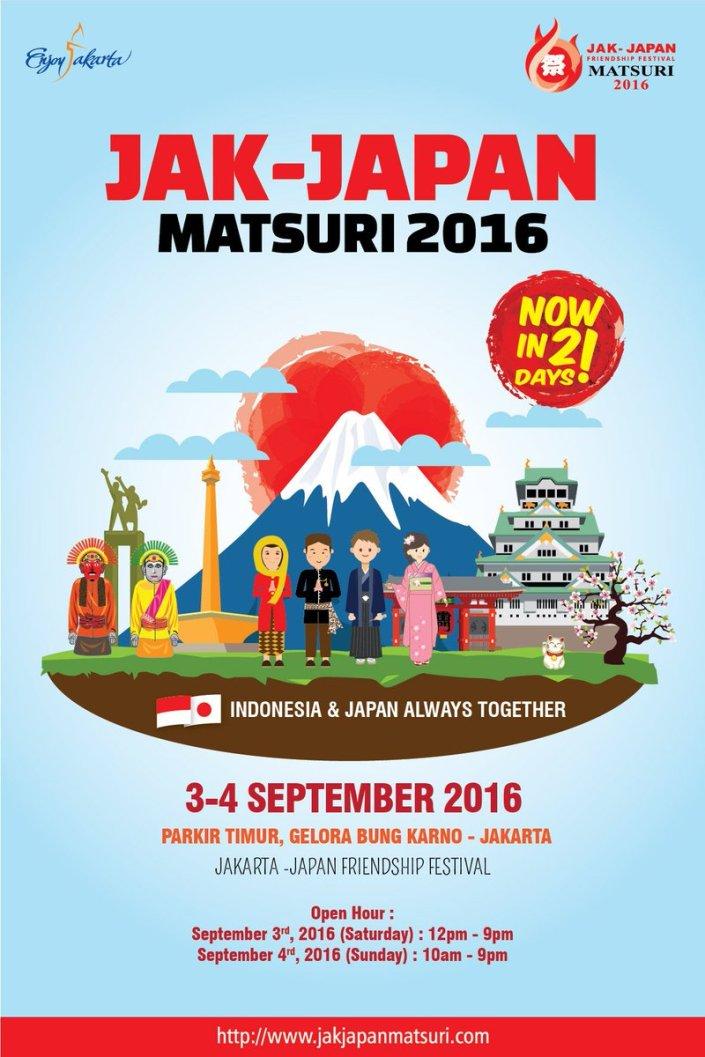 Jak - Japan Matsuri 2016
