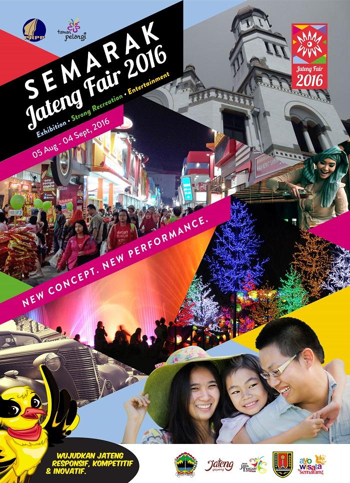 Jateng Fair 2016 - Jawa Tengah Fair 2016