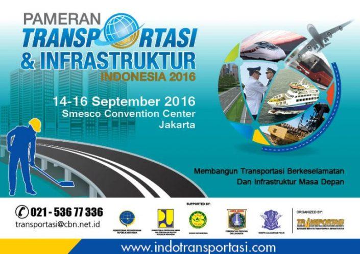 Pameran Transportasi & Infrastruktur Indonesia 2016
