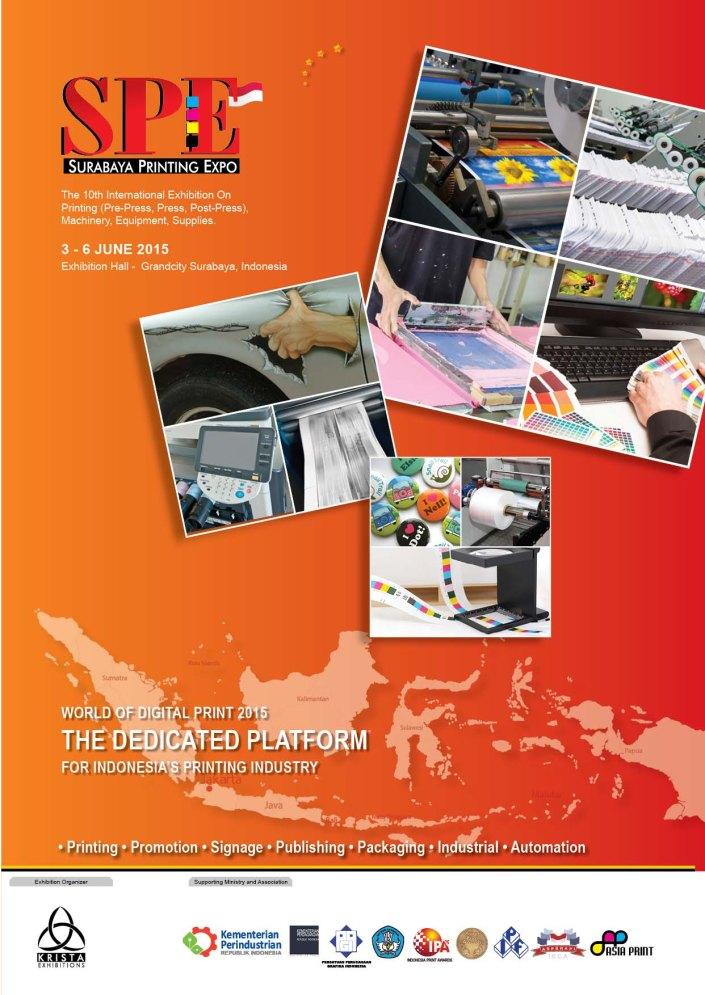 Surabaya Printing Expo 2016