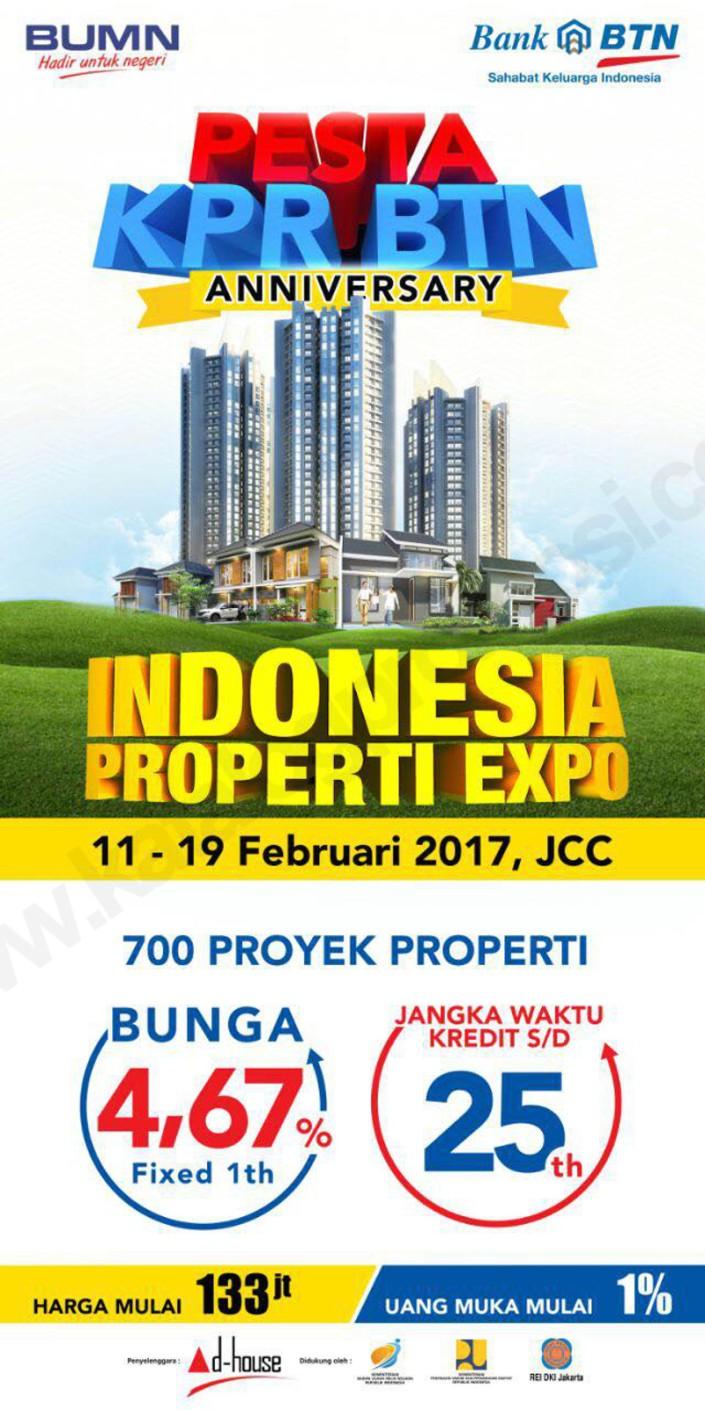 indonesia-property-expo-pesta-kpr-btn-2017
