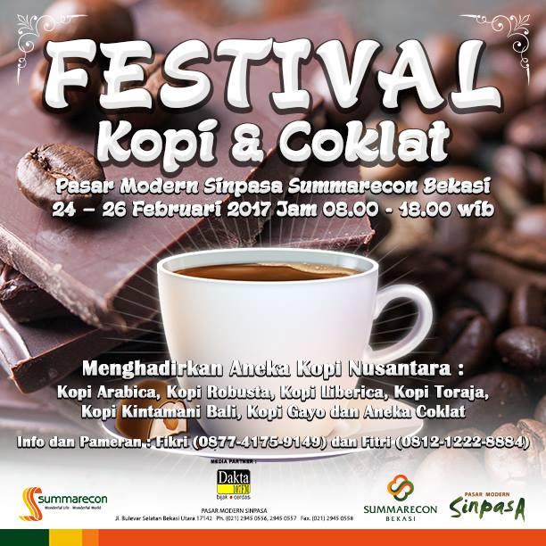 festival-kopi-dan-coklat-summarecon-bekasi-2017