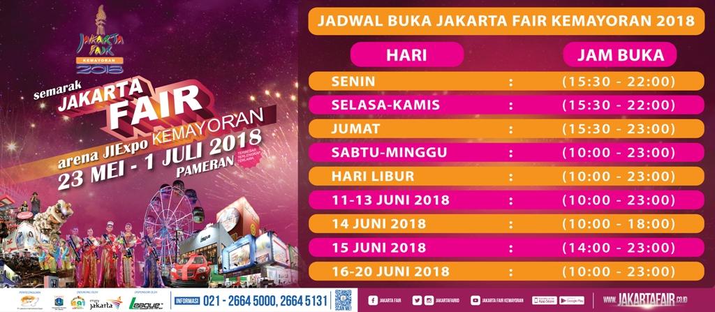 pekan raya jakarta kemayoran 2018 informasi pameran event dan rh festivalindonesia wordpress com