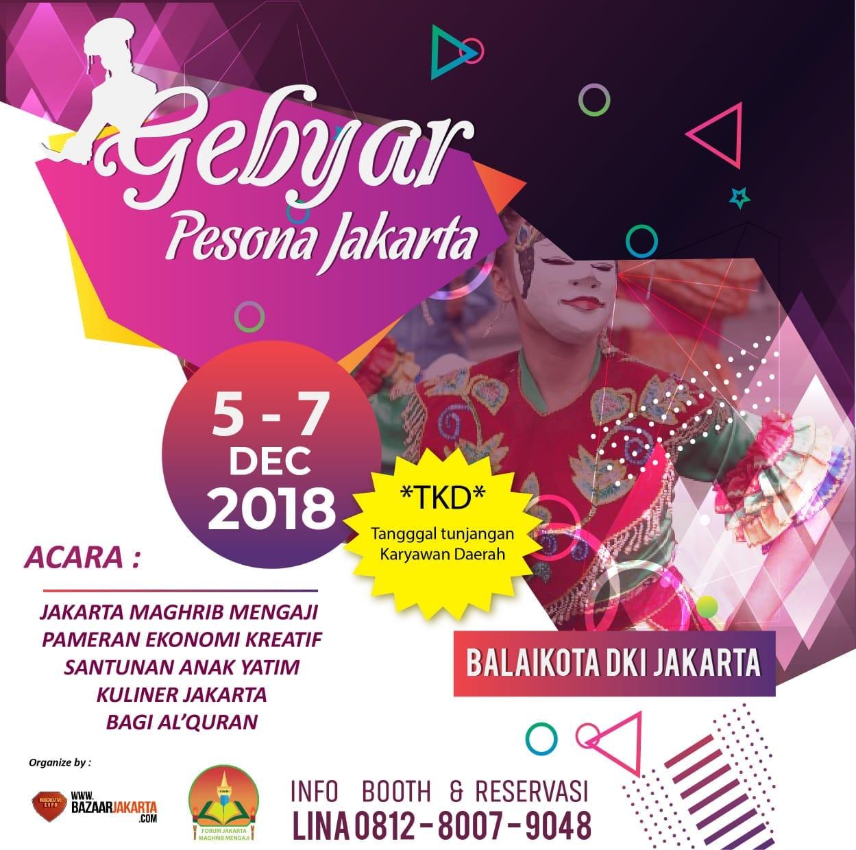 Bazaar 2018 « Informasi Pameran ed36b151f1
