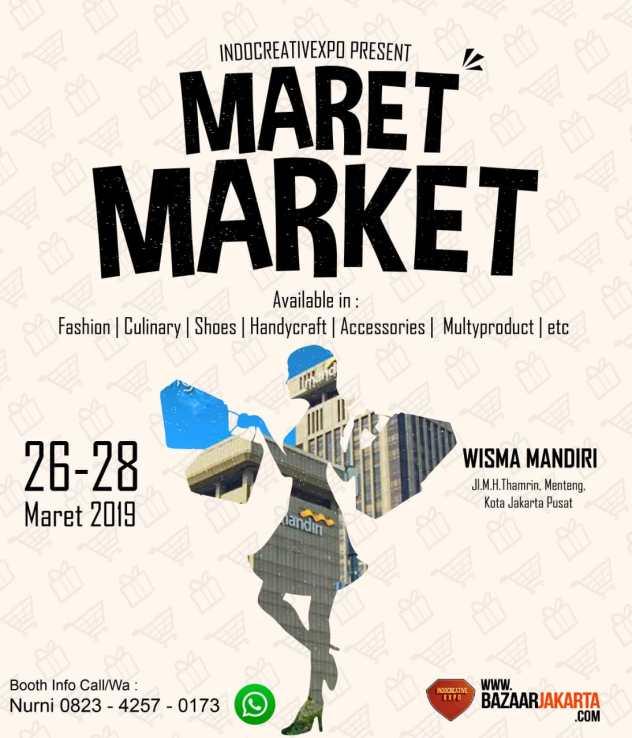 Image result for jakarta expo maret 2019